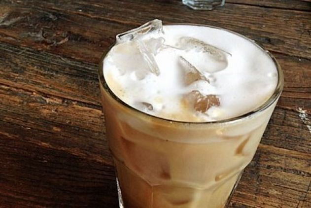 Ice Coffee с растворимым кофе